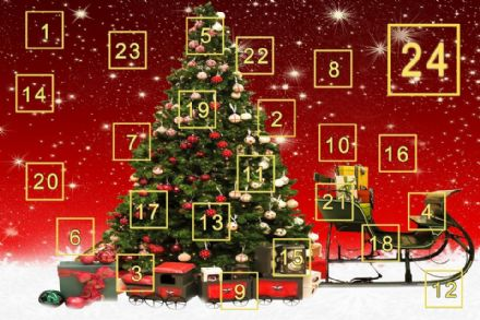 KLT Charting Advent Countdown 2019